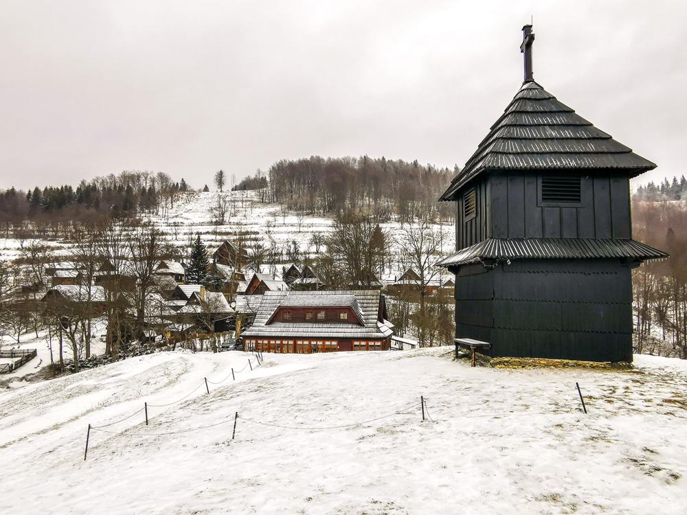 Terchová - Zvonica u Marunov