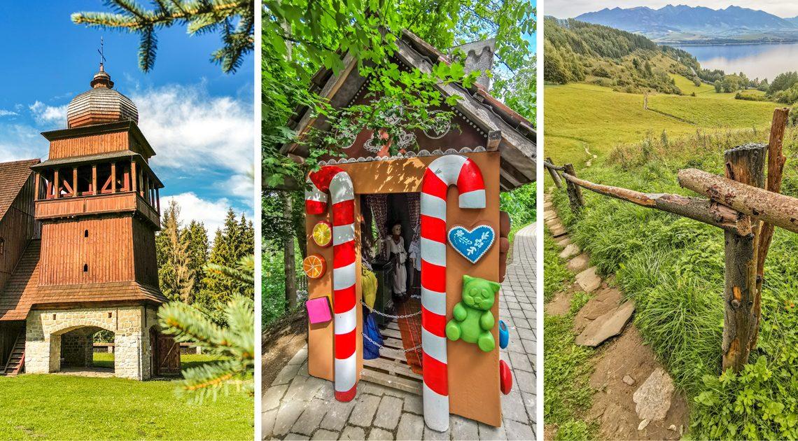 Žilinský kraj – 100+ tipov na zaujímavé výlety na severe Slovenska