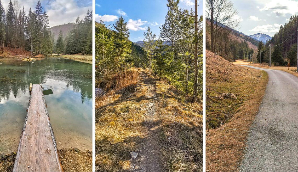 Žilina – Výlety do prírody s kočíkom, bicyklom a na kolobežke