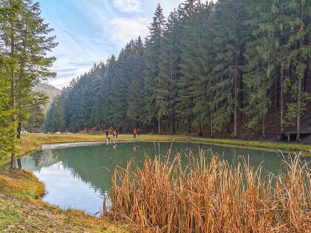 Výlety Žilina - Dolina do Patúcha pri Lietavskej Svinnej