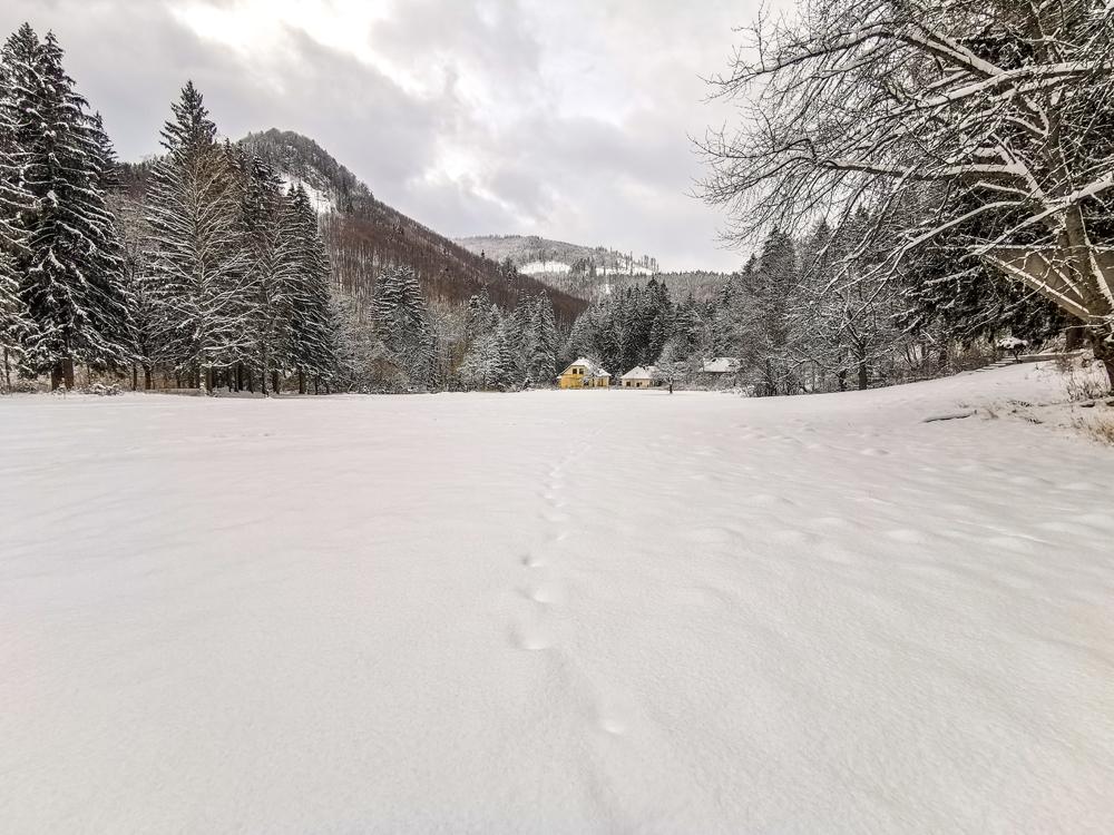Kam na výlet do prírody - Svitačova dolina