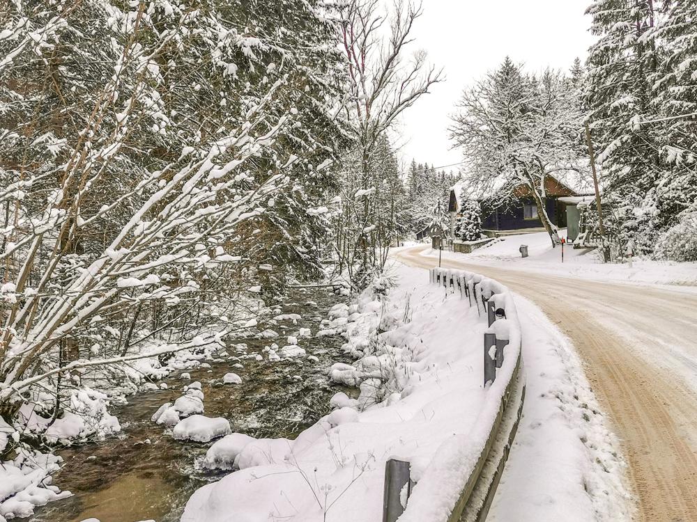 Výlety Žilina - Svitačova dolina