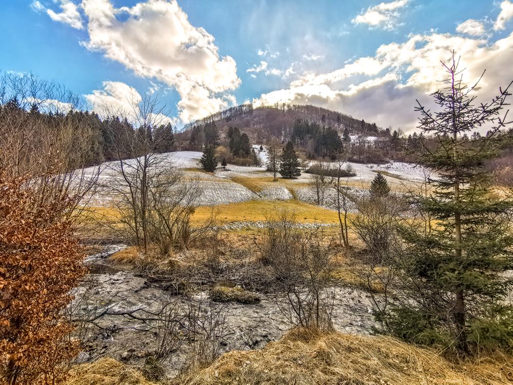 Výlety Žilina - Rajecká Lesná - dolina