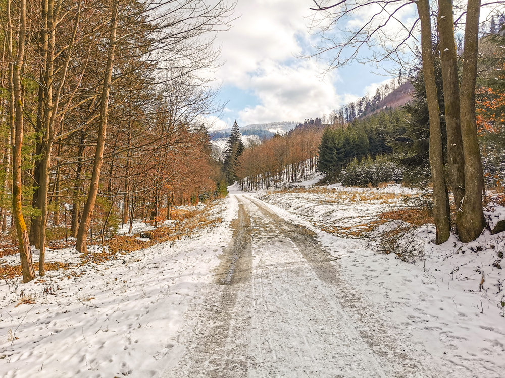 Výlety Žilina - Turská dolina
