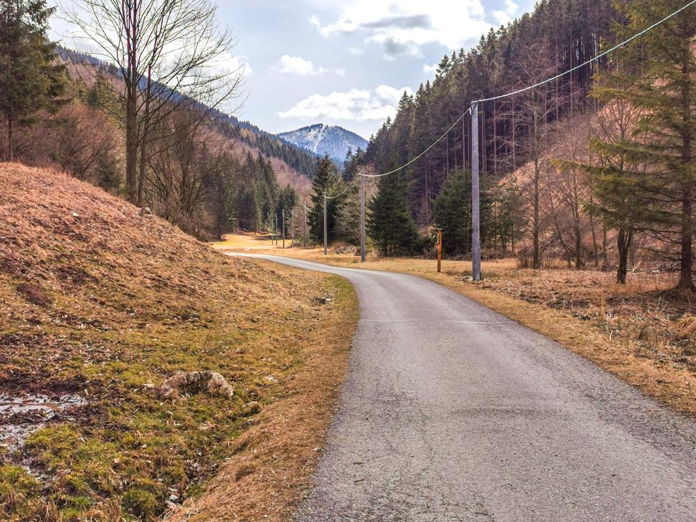Kam na výlet do prírody - Porubská dolina