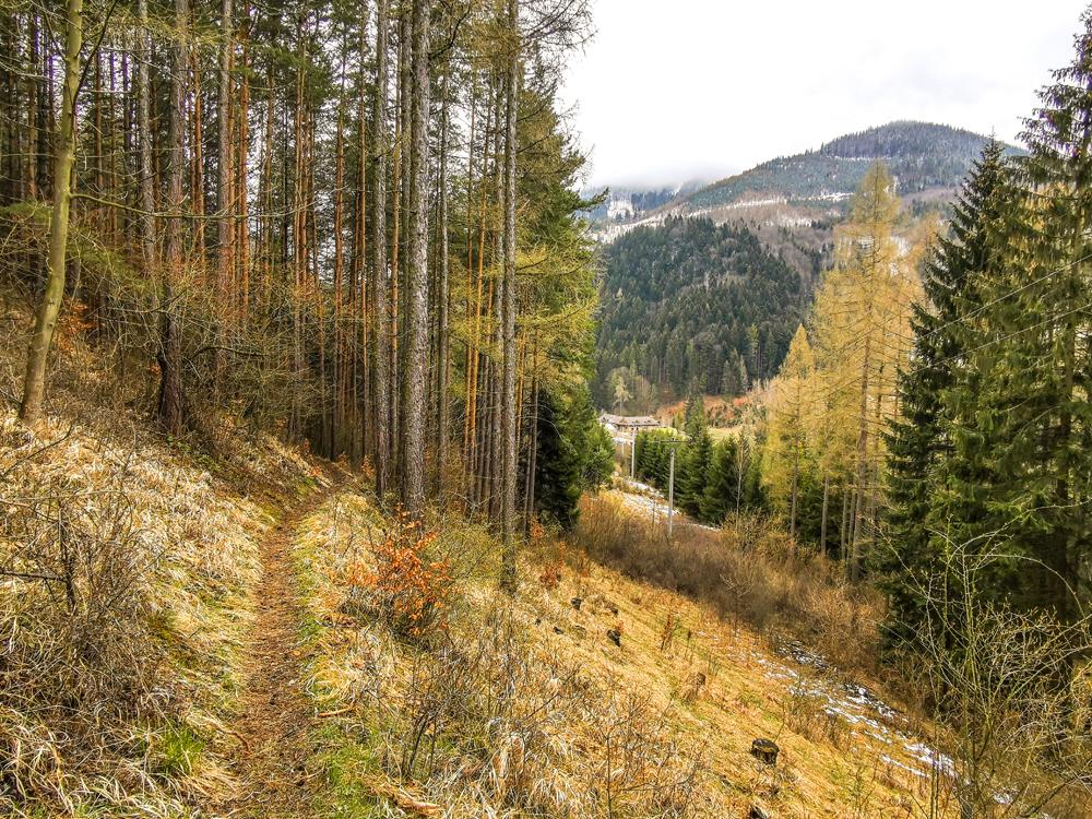 Výlety Žilina - Dolina Kúr