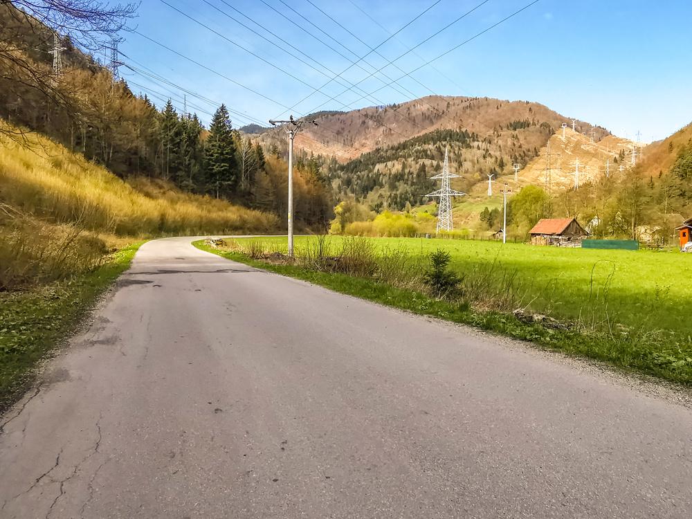 Ľubochnianska dolina - Najdlhšia dolina na Slovensku