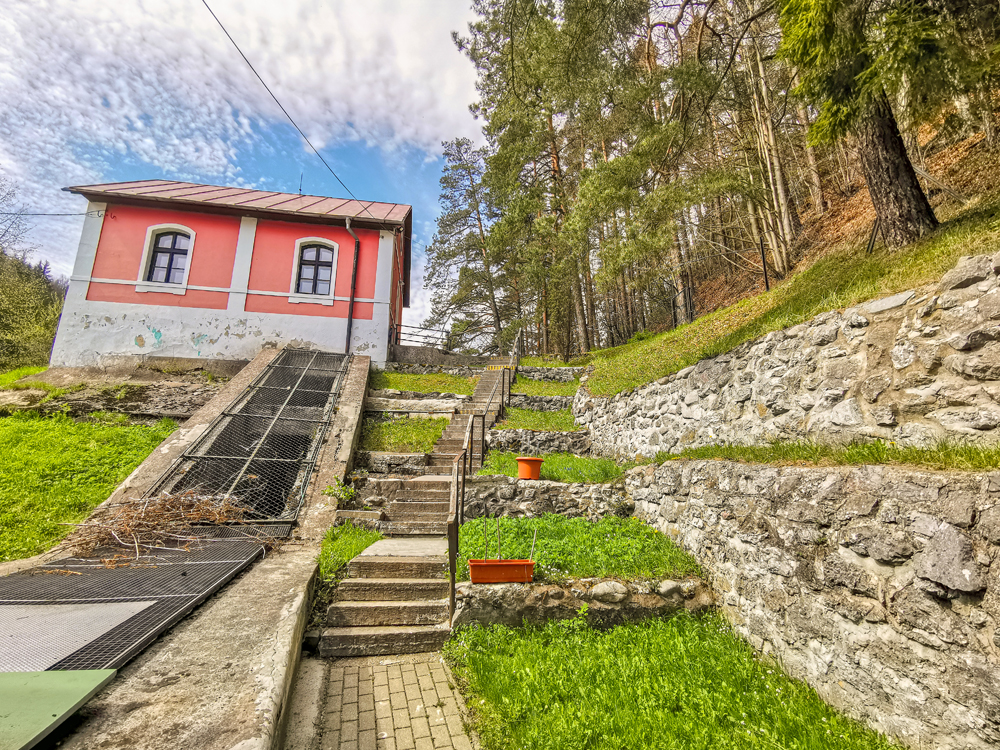 Elektráreň v Ľubochni je stále funkčná