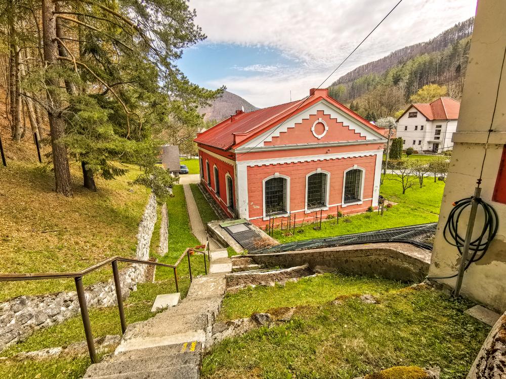 Hydroelektráreň Ľubochňa