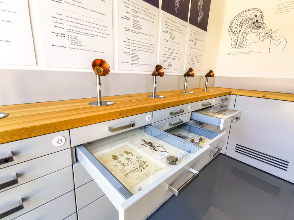 Pannonhalmi levendula - Múzeum vôní