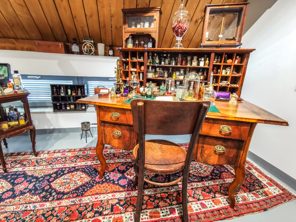 Pannonhalma - Múzeum vôní