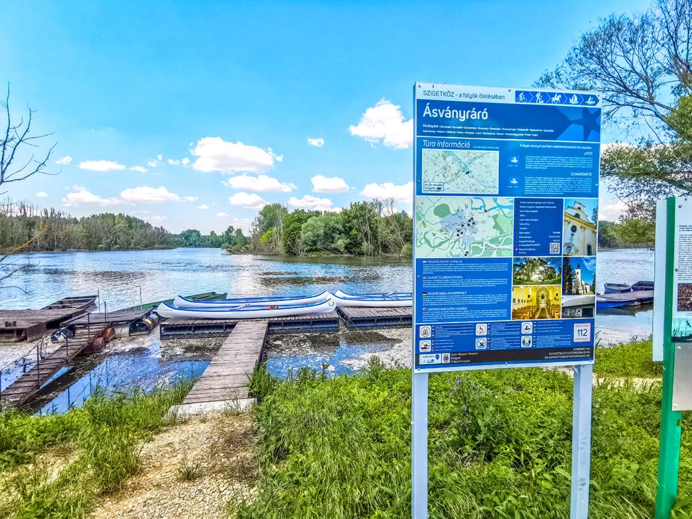 Malý Žitný ostrov - Mošonský Dunaj