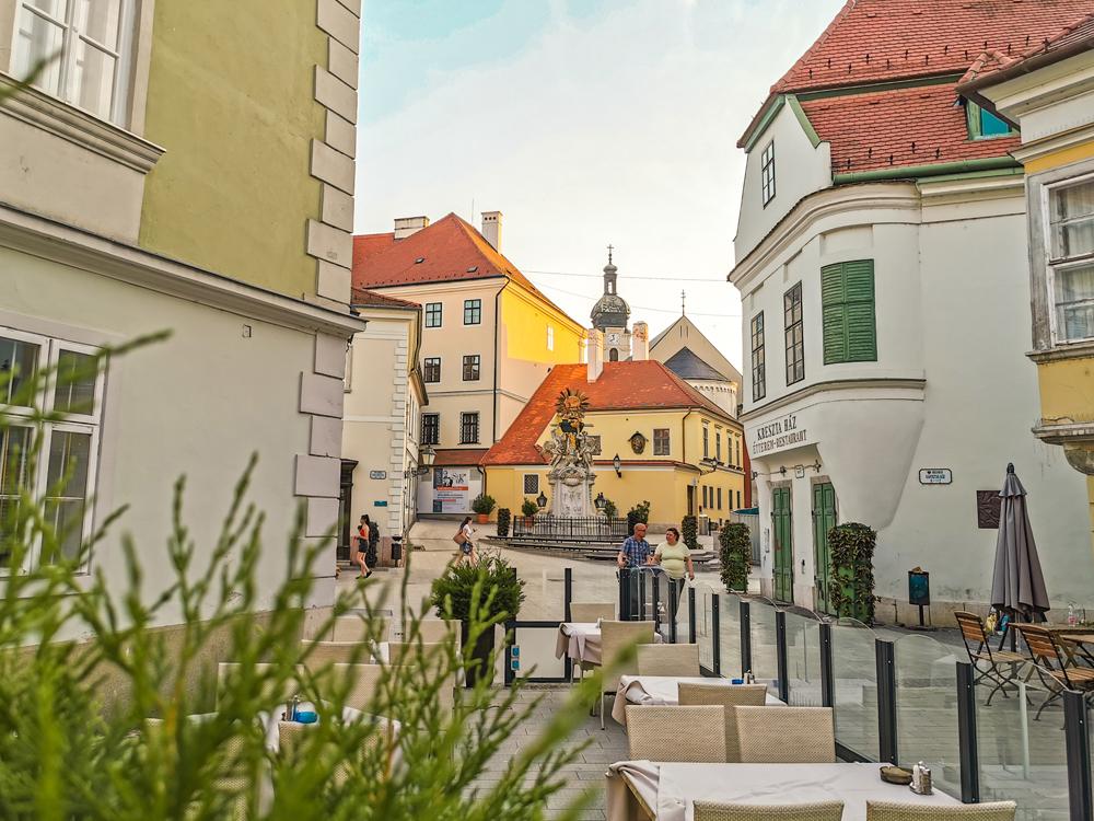 Prehliadka mesta