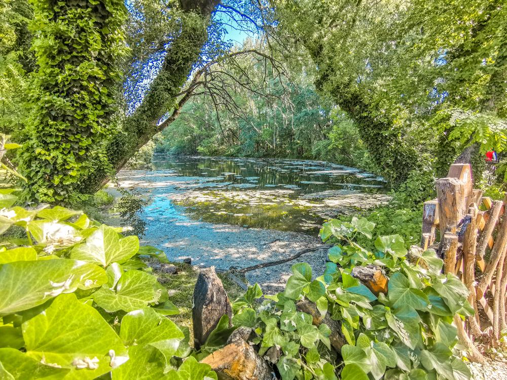 Žitný ostrov - Vodný mlyn v Dunajskom Klátove