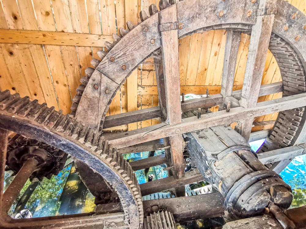 Dunajský Klátov - vodný mlyn
