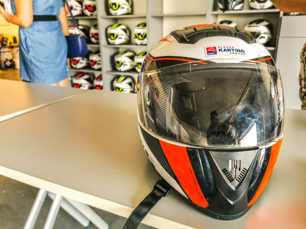 Slovak Karting Center - Motokáry - Slovakia Ring