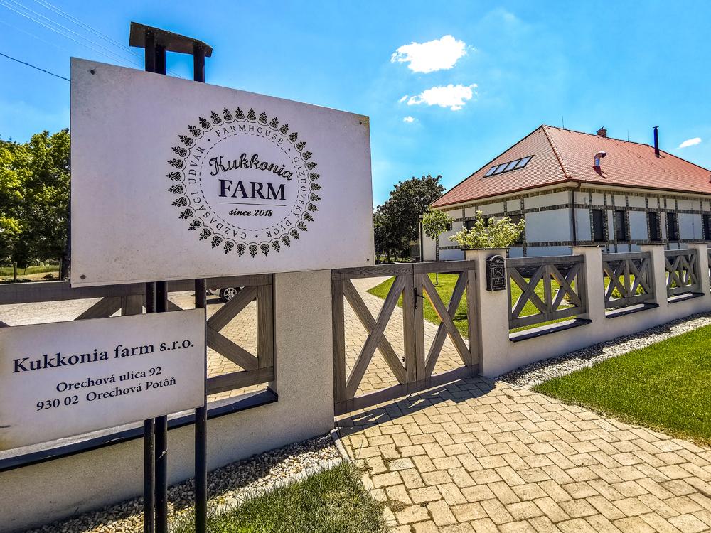 Žitný ostrov - Farma Kukkonia