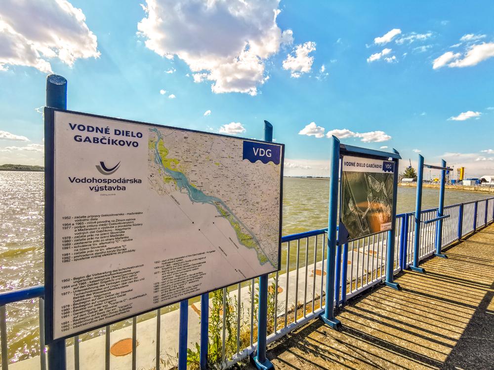 Žitný ostrov - Vodné dielo Gabčíkovo