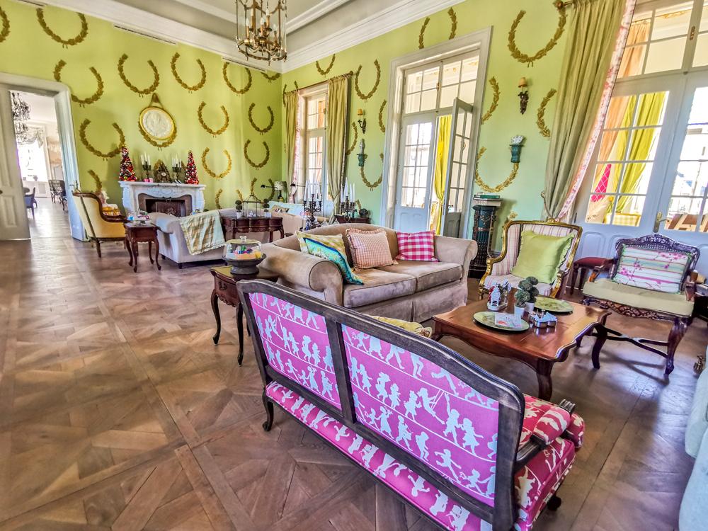 Žitný ostrov - Vrakúň - Hotel Amade Château