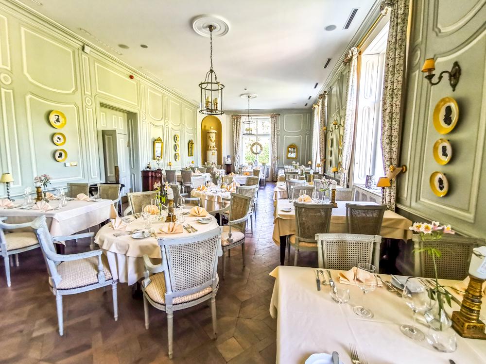 Žitný ostrov - Vrakúň - Hotel Amade Château - reštaurácia