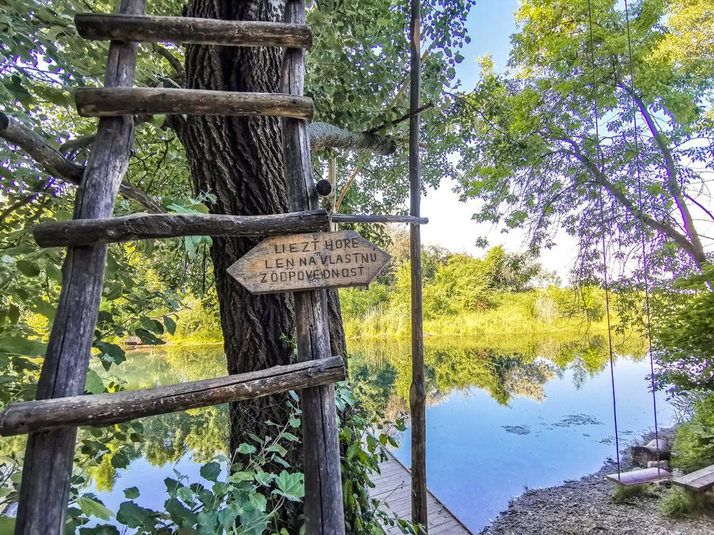 Prírodná rozhľadňa Hamuliakovo a Kalinkovo