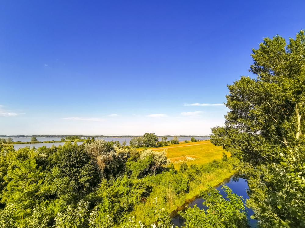 Výhľad na Dunaj