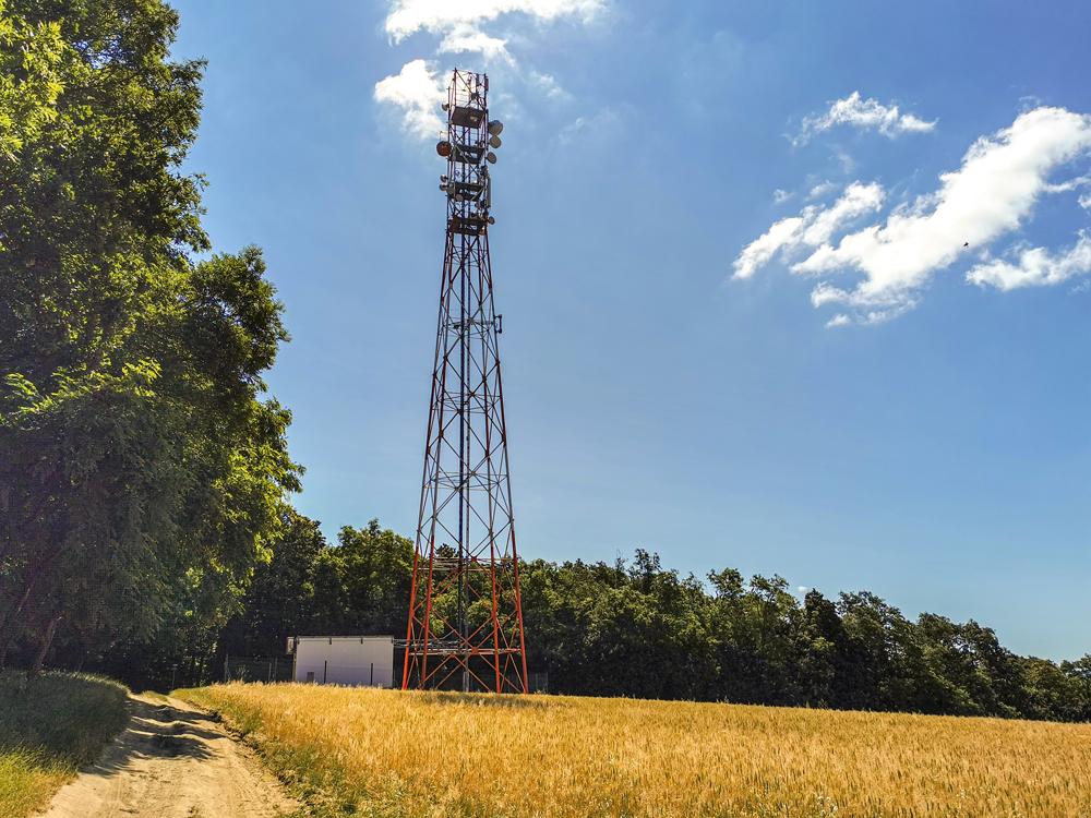 Televízna veža pri Rozhľadni Lipky