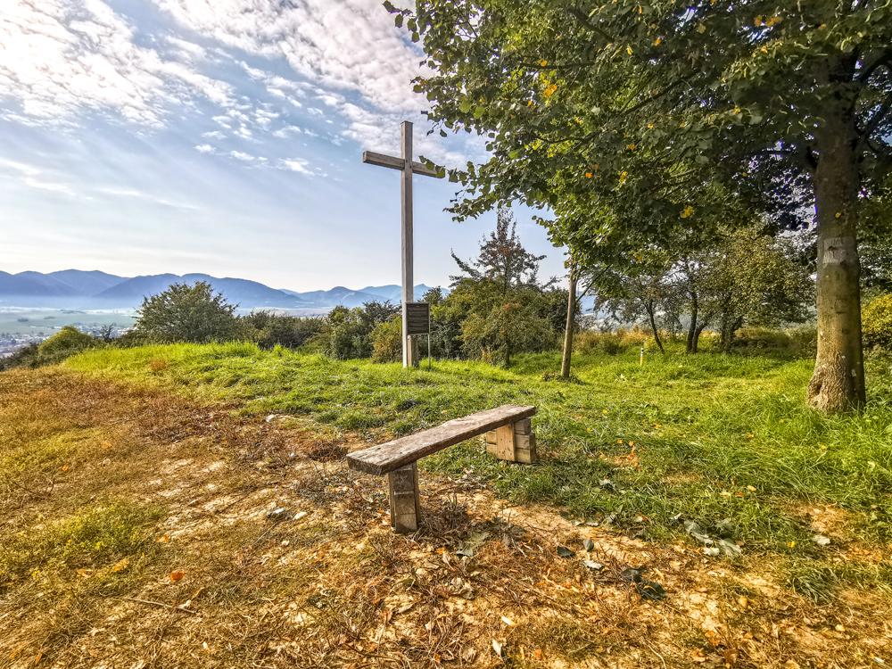 Oddychová zóna pri kríži