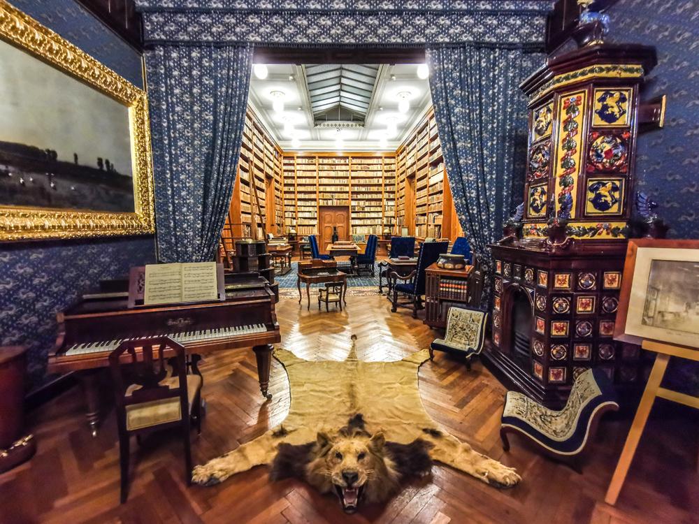 Knižnica v Betliari