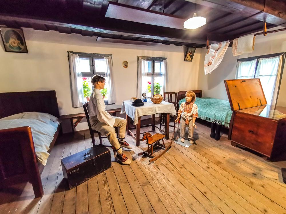 Dom č.42 v Čičmanoch