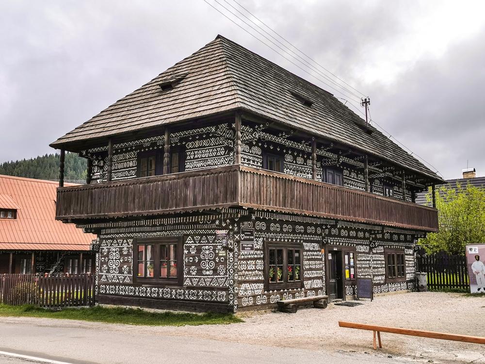 Čičmany - Radenov dom