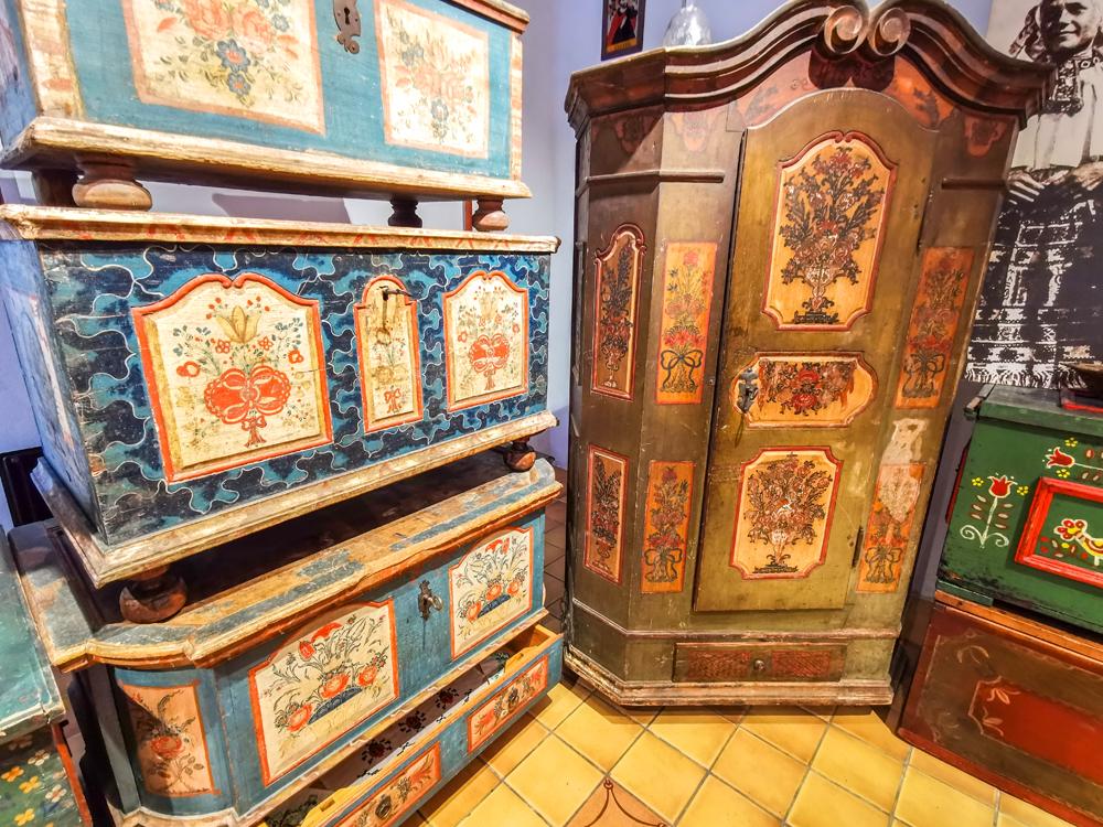 Čičmany - Múzeum na dreve maľované
