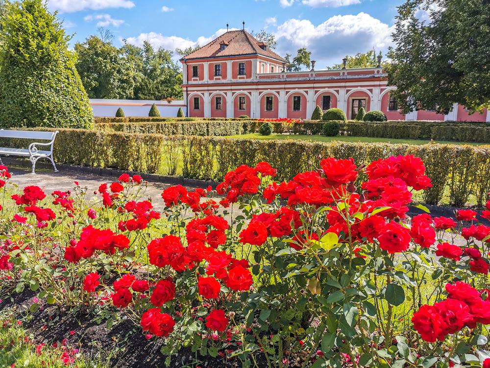Zámok Mnichovo Hradiště