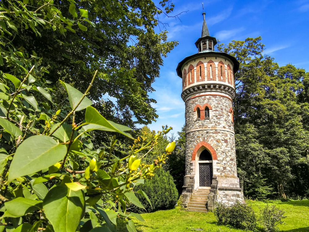 Na zámku v Sychrove