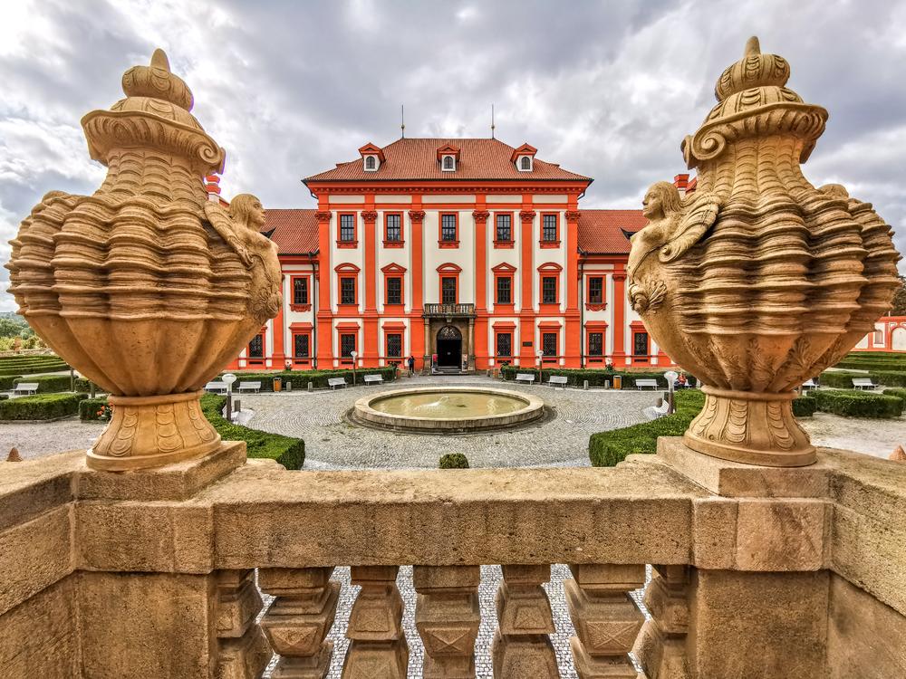 Zámky v Českej republike - Trojský zámok