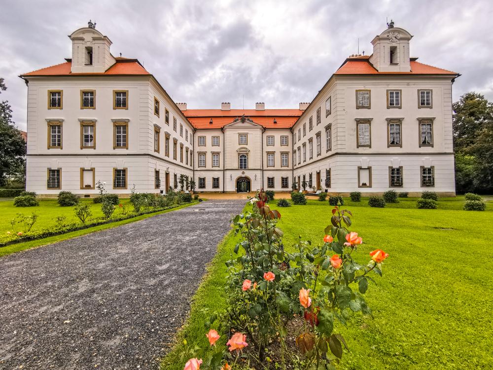 Zámky v Českej republike - Zámok Vizovice