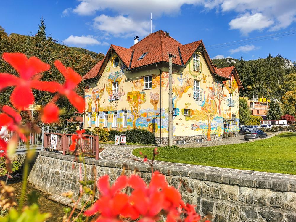 Rajecké Teplice - Hotel Encián