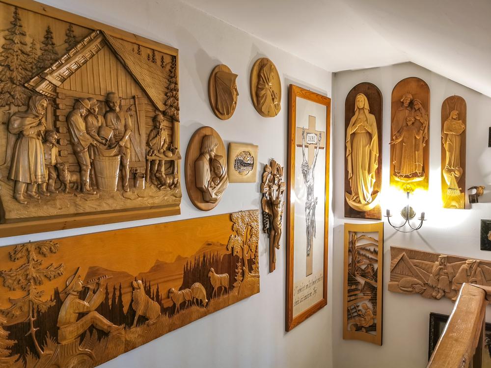 Galéria rezbárov