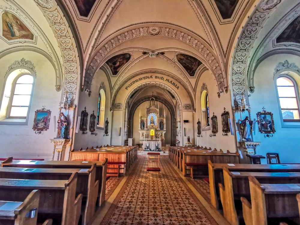 Bazilika Narodenia Panny Márie v Rajeckej Lesnej